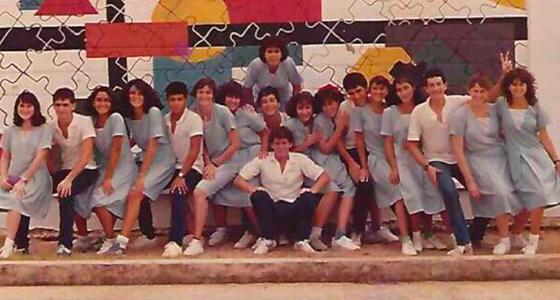 Promoción de 1987 Colegio Hebreo Unión