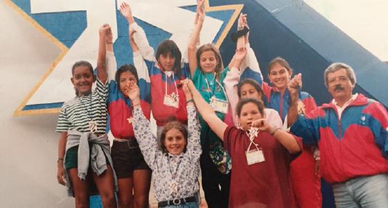 Juegos Macabeos Bogotá 1994